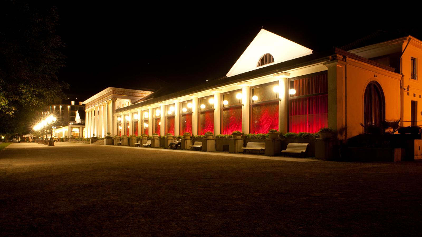 Kleiderordnung Casino Baden Baden