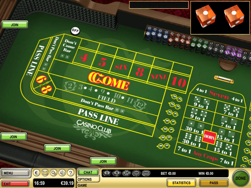 casino craps online free casino slots book of ra