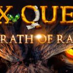 Logo May Quest - Wrath of Ra